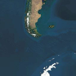 🌎 South America map [satellite] : Apple™+Google™ — share any on